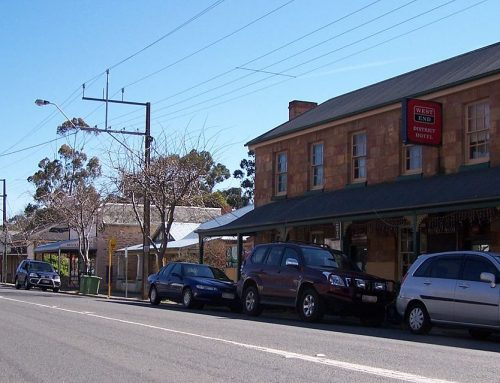 Nairne Bargain Storage answers – Drive South to Callington!