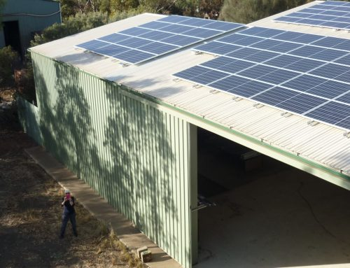 Our Green 'Foot-print!' Solar Wholesalers – Mount Barker SA